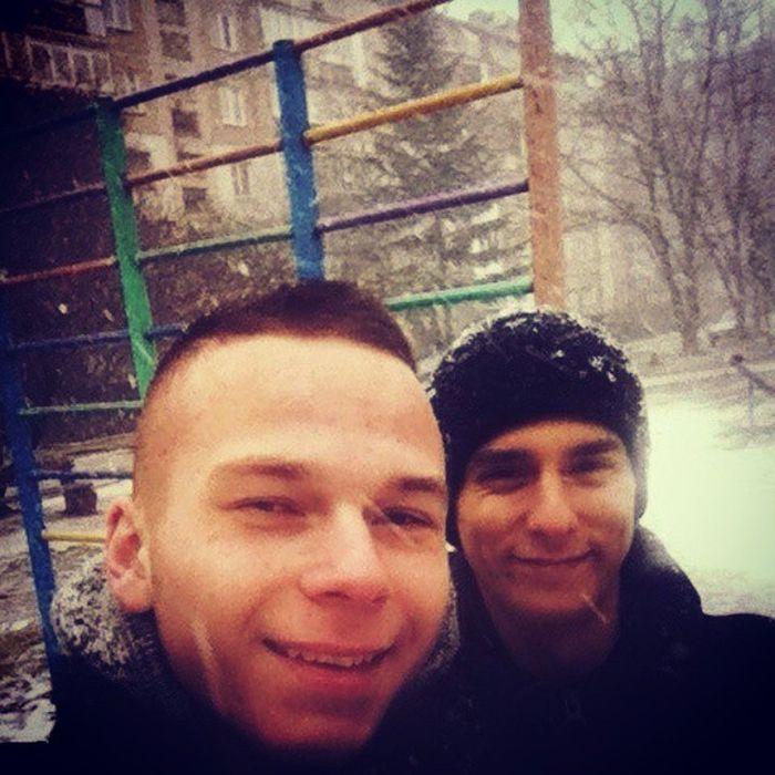 Selfie Сніг