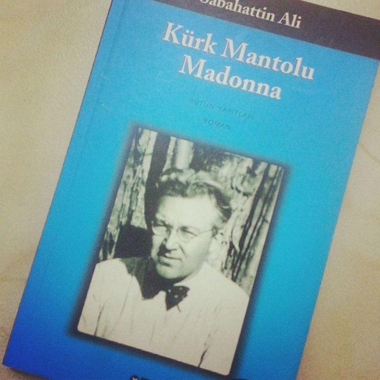 """"""" Bazı tutkular vardır insanı sarar..."""" En Sevdigim Kitap Kürk mantolu madonna iyiki varsın"""