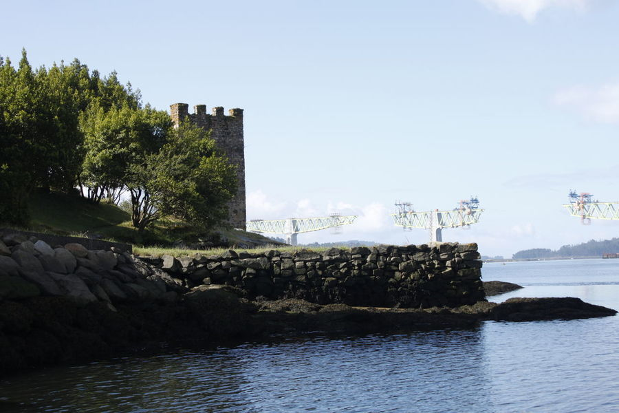 Castle Ruin Nature S Sky V Viking Vikings  Vikingselite