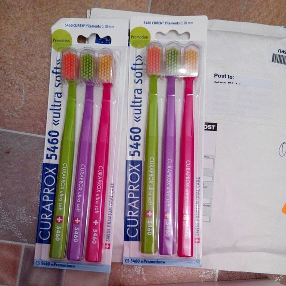 Curaprox 2014 Toothbrush Toothbrushes