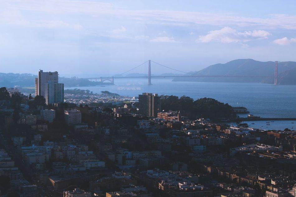 Beautiful stock photos of san francisco,  Architecture,  Bay Of Water,  Bridge - Built Structure,  Building Exterior