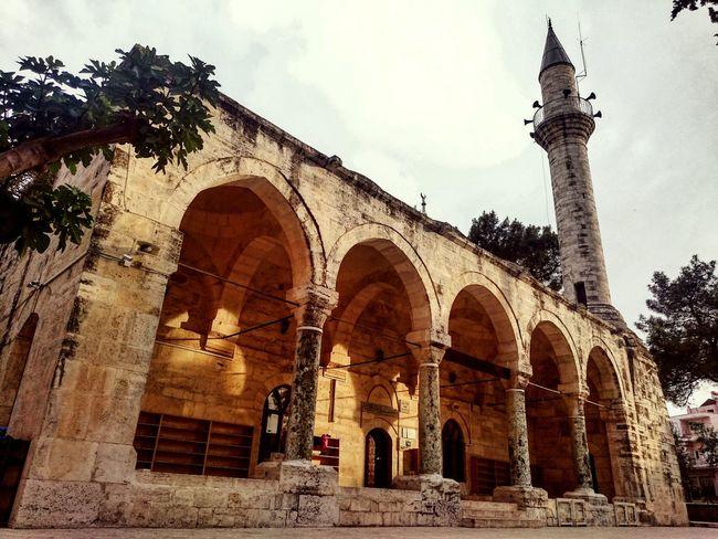 Mersin, Mut \ Laal Paşa Cami, 1444 🕌