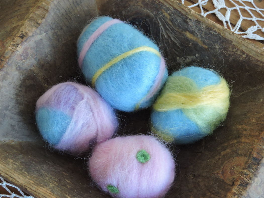 Ball Ball Of Wool Close-up Day Easter Decoration Easter Eggs On Display Easter! Multi Colored No People Outdoors
