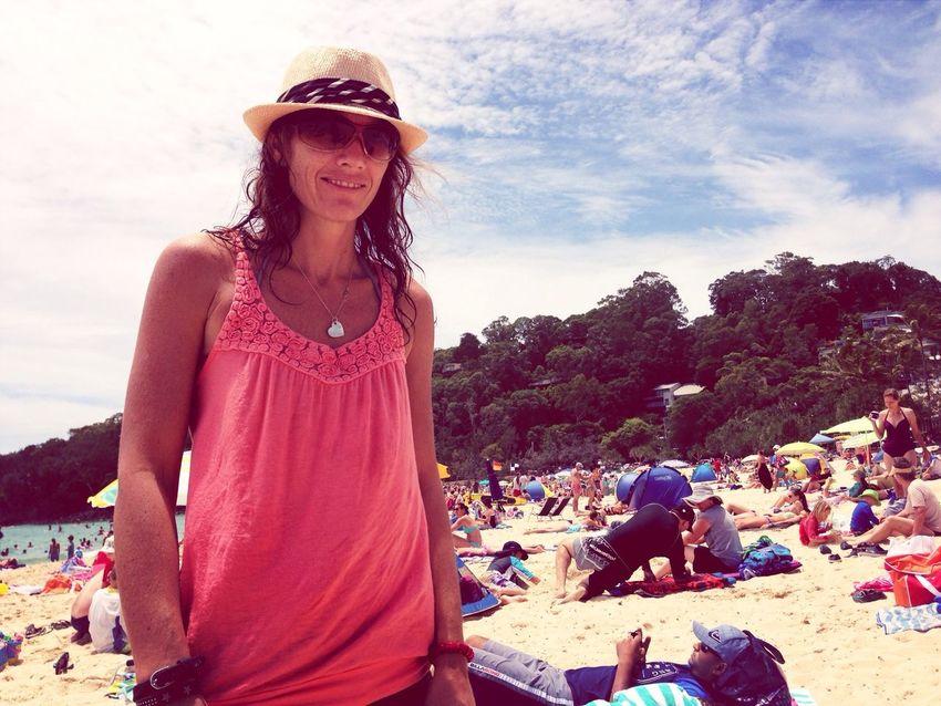 Noosa beach 8 am