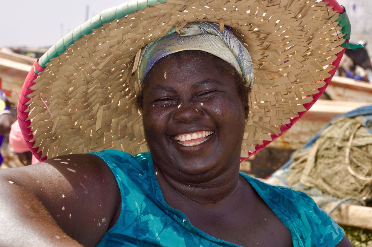 Market woman Africa Cheerful Friendly Ghana Ghanaian Good Mood Happy Women In Business Women Of Africa Woman Who Inspired Me Showcase May Laugh Laughing Looking At Camera Market Market Woman People People Photography Pleasant Portrait Showcase March Straw Hat Traditional Woman Woman At Work Women Of EyeEm