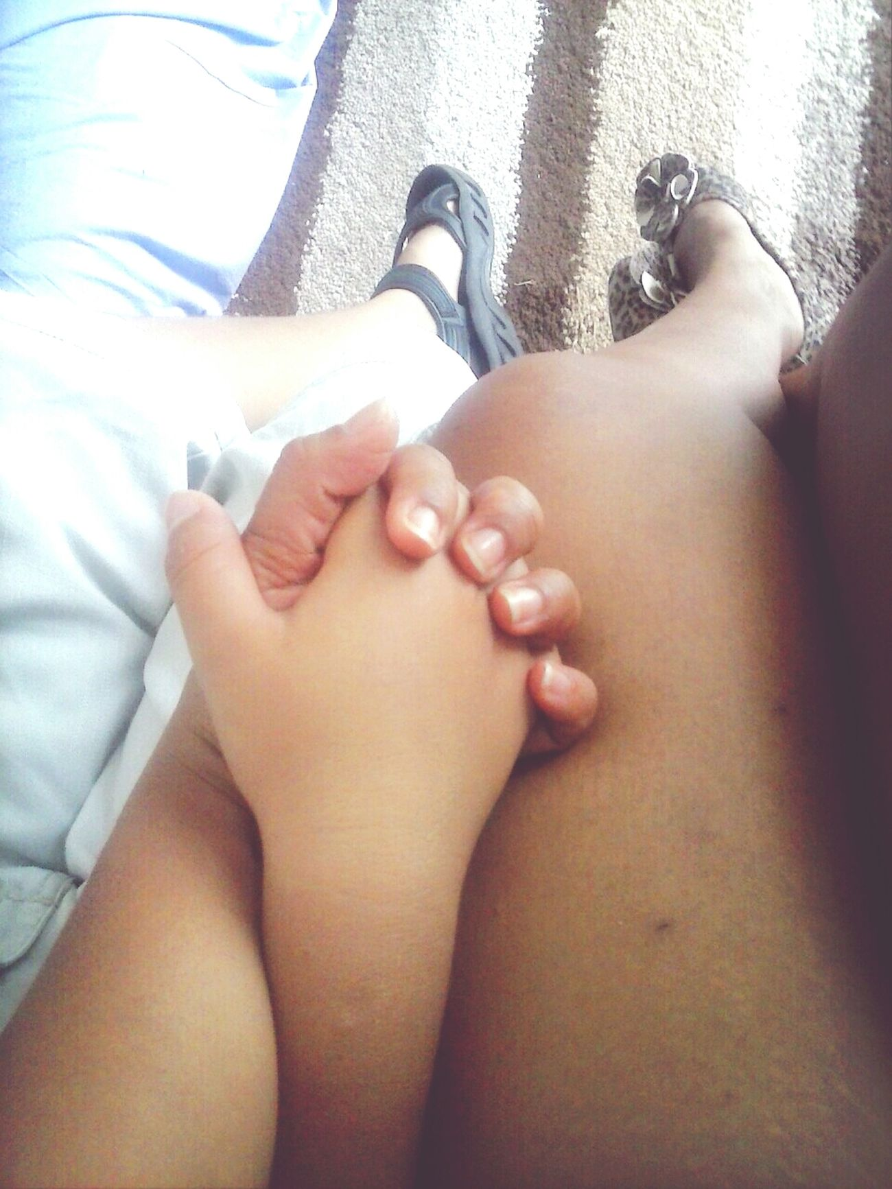 Love Hold My Hand.....