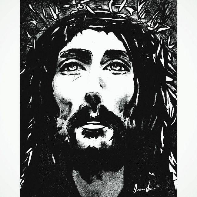 Ritratto Ritratto, Portrait Signore Gesù