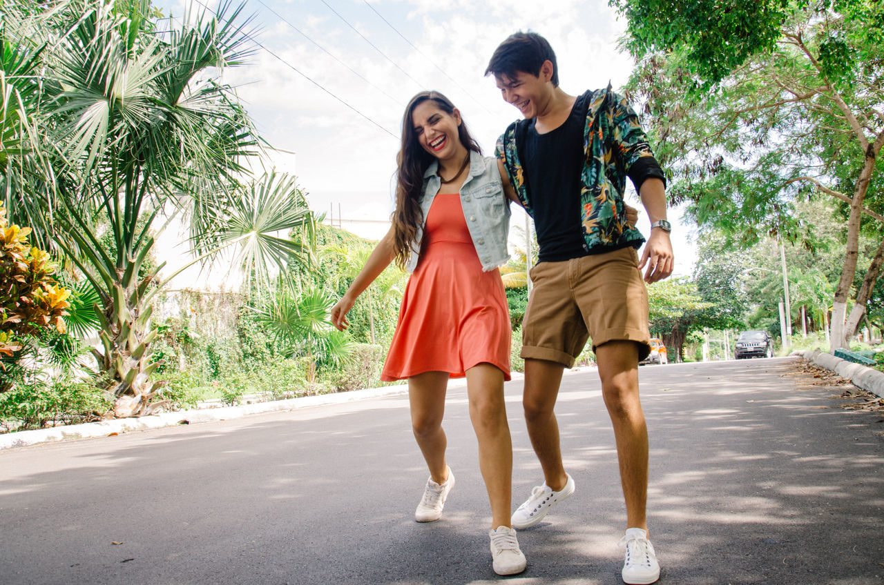 Beautiful stock photos of mexico, 20-24 Years, Bonding, Cancun, Casual Clothing