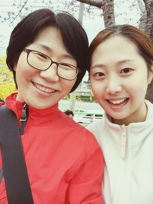 my mom <33333 Korean Mother Family❤ Busan Flowers Happiness Holiday Date Good Evening
