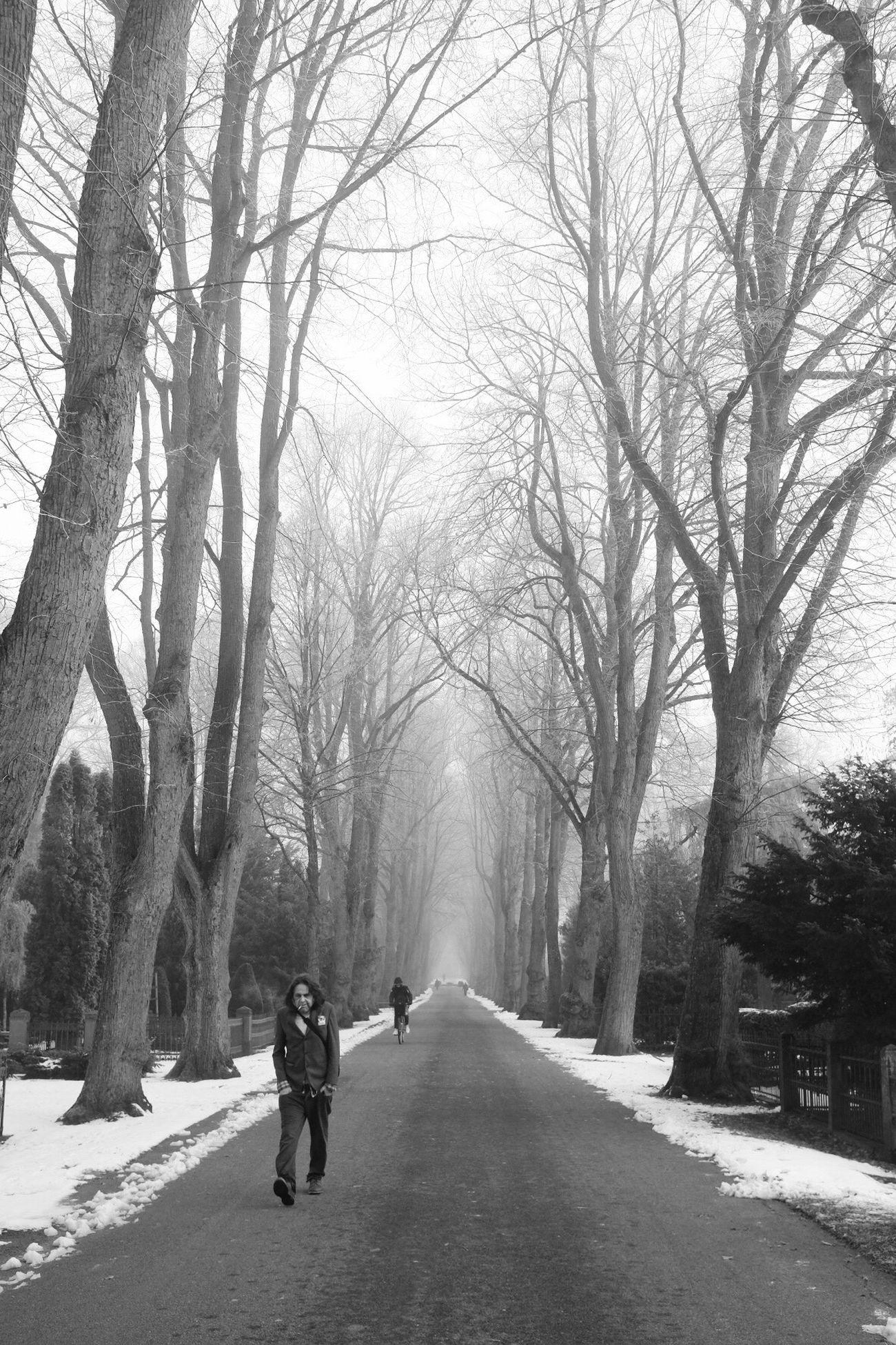 Winter Street Photography EyeEm Best Shots - Black + White Monochrome Bw_collection Shootermag