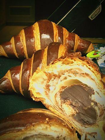 Calories Calorias Sweet Groumet Dulce Pastel BOLLO Food Breakfast Desayuno Merienda Croissant Manjar Comer Chocolate