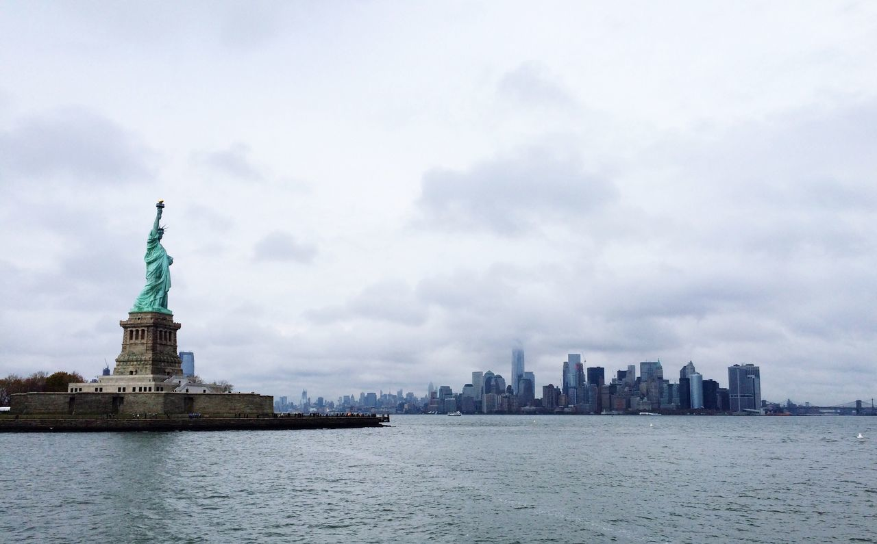 Nyc pic taken on a ferry