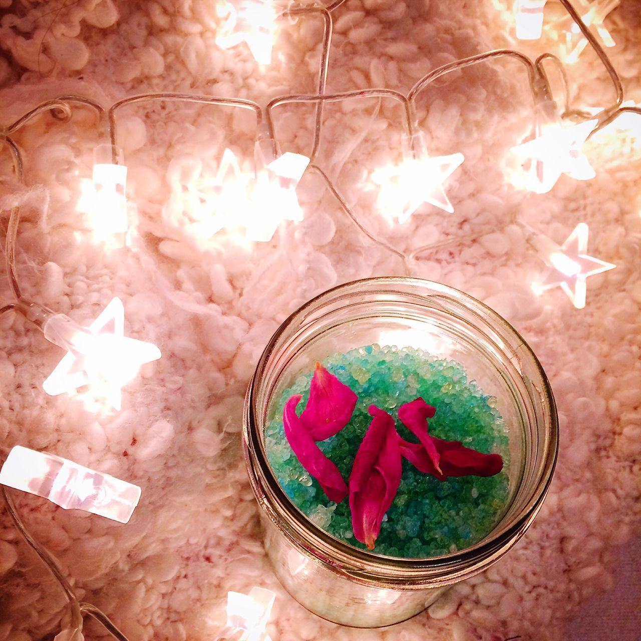 Bath Time Bathsalt Bath Selfmade Roses Eyembestshots