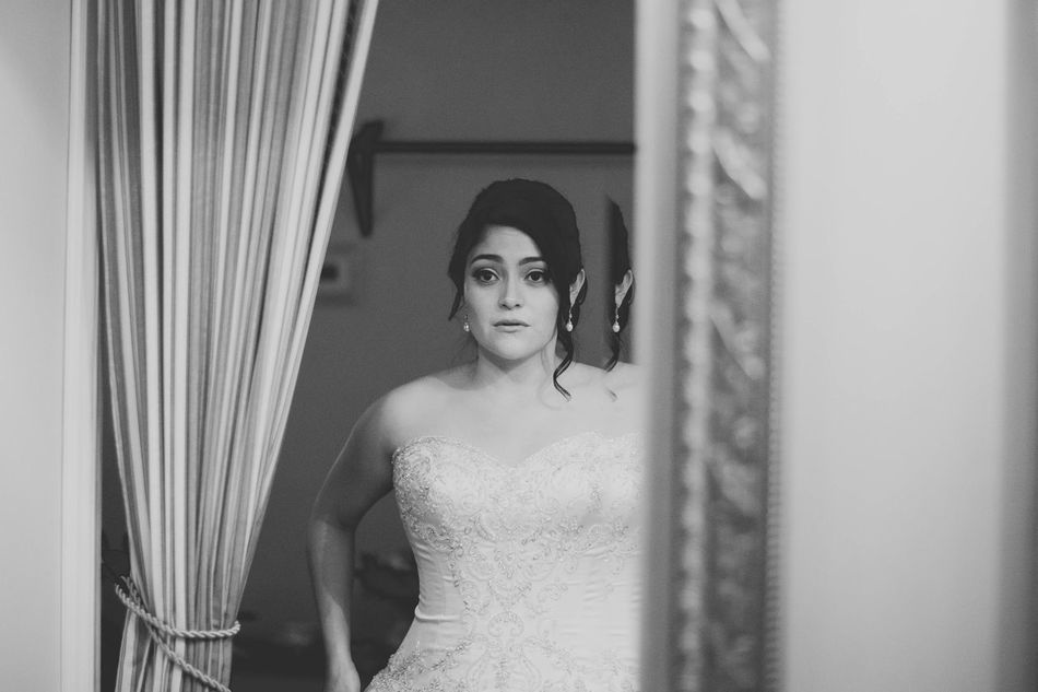 Curtain Window Only Women One Woman Only Adults Only Adult One Person Indoors  People Human Body Part Young Adult One Young Woman Only Beautiful Woman Drapes  Human Face Looking Through Window Women Portrait Young Women Close-up Photographerinlasvegas Evanscsmith Wedding Day Wedding Photography Lasvegas