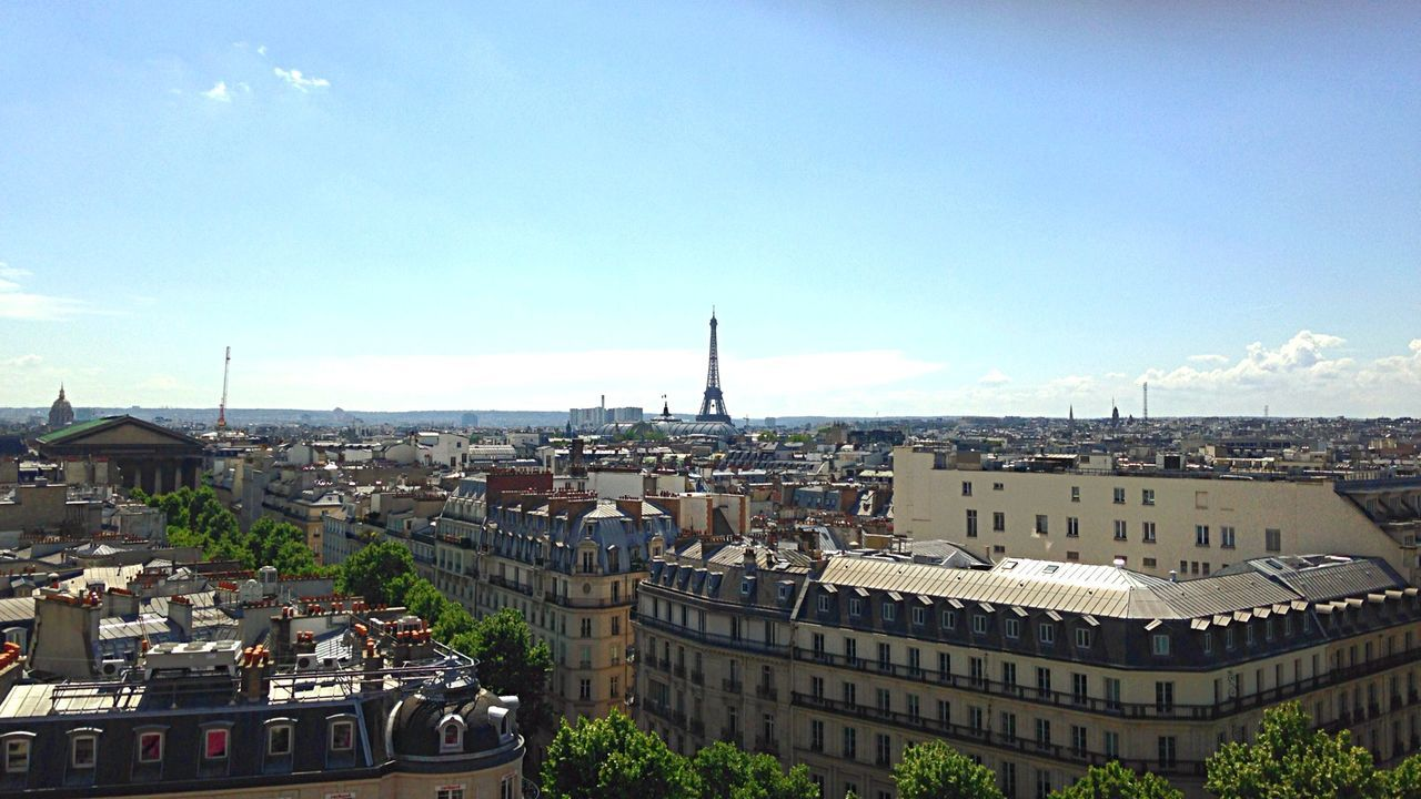 Beautiful stock photos of eiffel tower, Architecture, Building Exterior, Built Structure, Capital Cities