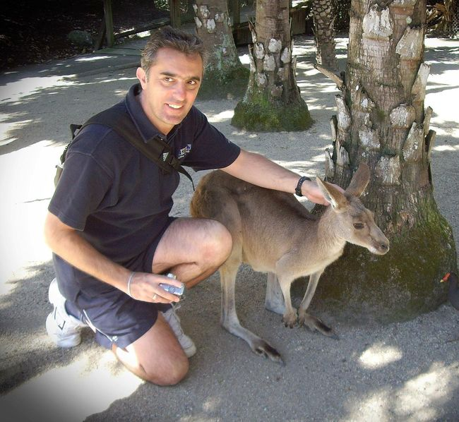 Feel The Journey Autoportrait Myself And My Life☆ Australia Kangaroo