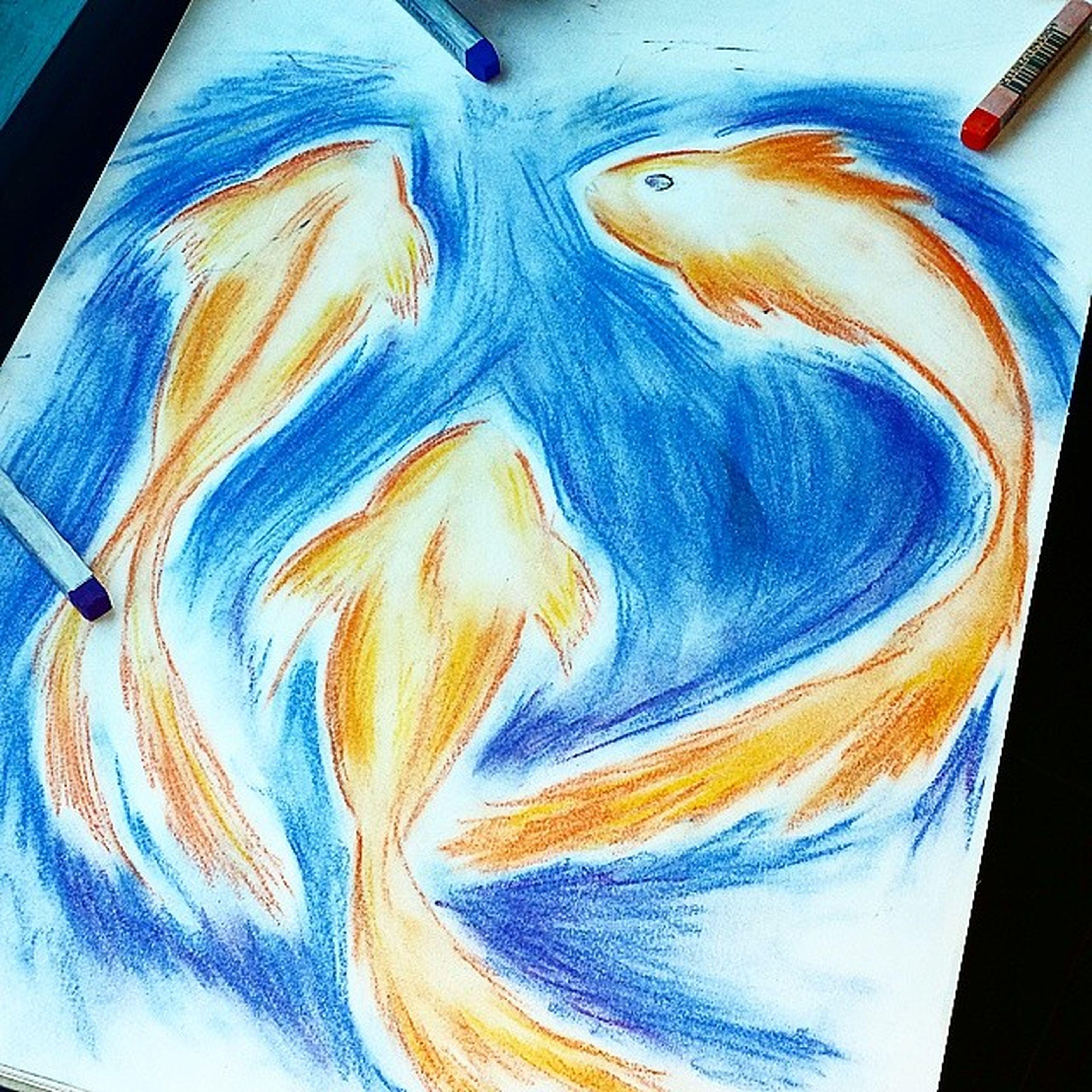 Threefish beauty