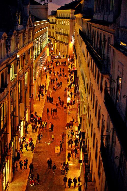 From The Rooftop Lisbon Lisboa Elevador De Santa Justa