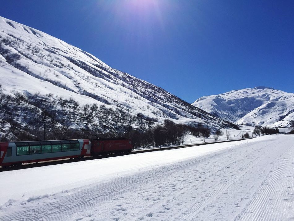 Train Switzerland Snow Winter Schweiz Swiss Alps Paradise The KIOMI Collection White Wintertime Switzerlandpictures Snowy Switzerlandwonderland Alps Swissalps Schweizer Alpen Zentralschweiz Andermatt  Beautiful Nature Nature Schweizerlland Alpen Nature_collection Nature Photography