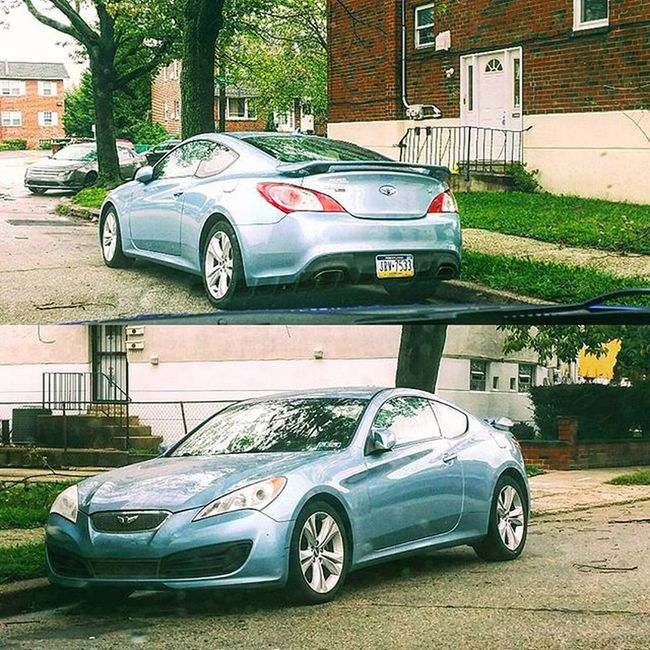 Didn't have to go far to spot this 1 End of my steet just posted. Hyundai Kdm Genny Genesis Genesiscoupe Boosted Dailydriven Turbo Tuner Import Boost Spotted Gencoupesociety Gencoupenation Kdmsociety