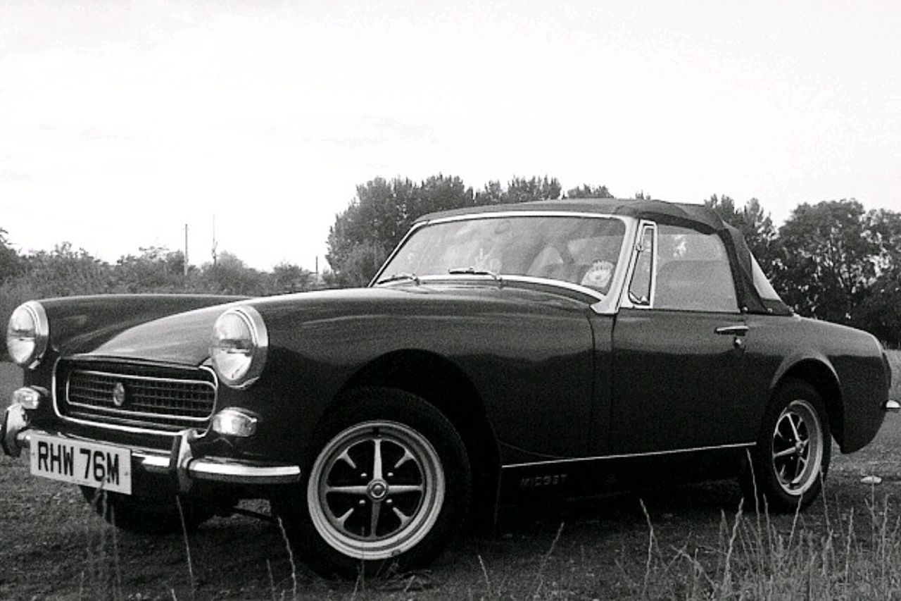 Old-fashioned Car Transportation MG Photos Classic Car Mg Midget No People Day Outdoors