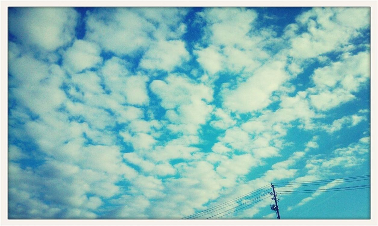 clouds and sky in Fresno by NicoleOfTheDead