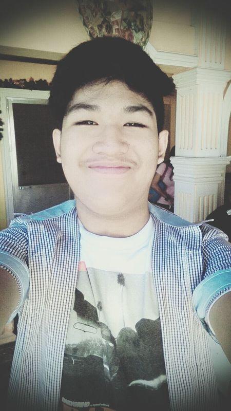 Hi. :D Selfie