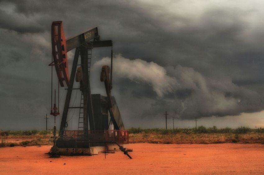 A Day In Plains Texas Sunset #sun #clouds #skylovers #sky #nature Beautifulinnature Naturalbeauty Photography Landscape [ [ Clouds Photoart Stormy Weather Fine Art Photography Plains Texas Clouds And Sky Cloudscape Clouds Collection This Week On Eyeem West Texas Skies West Texas Eye4photography  Nikonphotography Pump Jack Oil Rig Oilfield Drilling Energy Open Edit Oilfiled Oil Wells