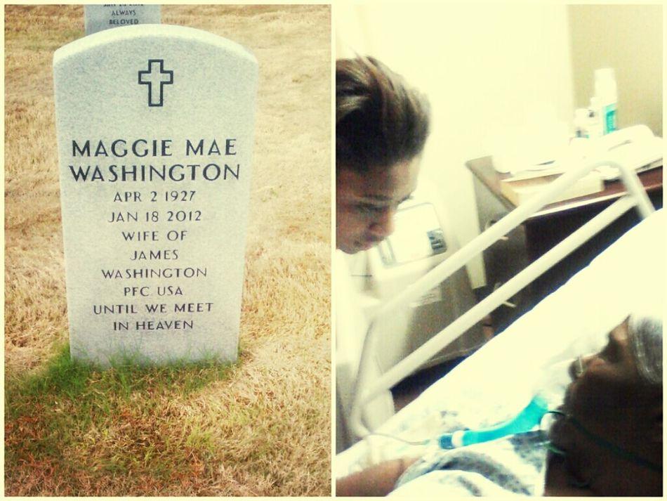 R.I.P Grandma I Miss You