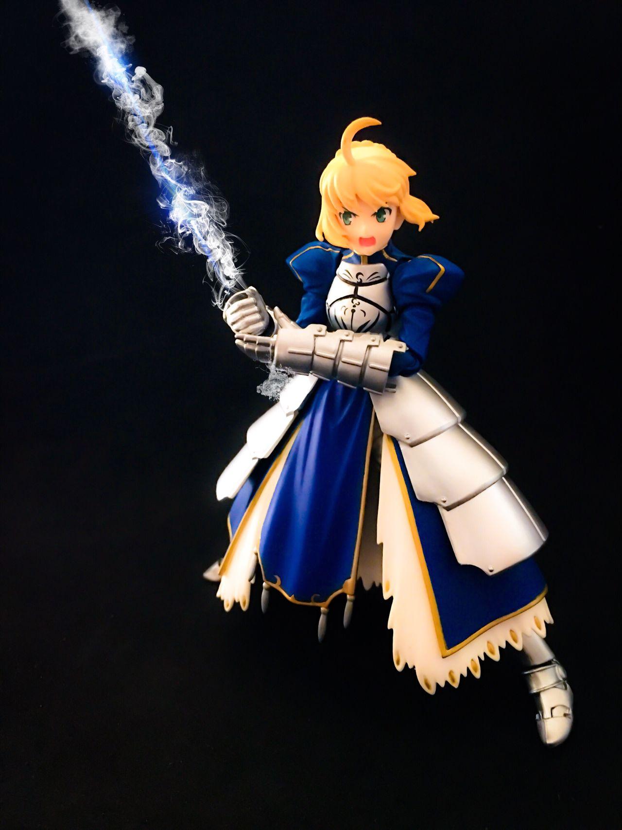 Saber fate zero Toyphotography Actionfigures Actionfigurephotography Saberfatezero FateStayNight Anime Otaku