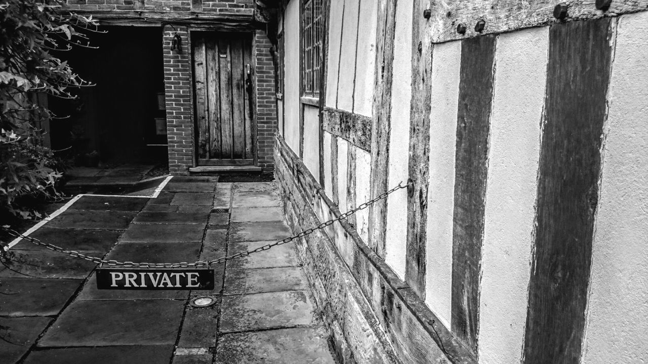 Blackandwhite Blackandwhite Photography Black And White Photography Black&white No Entry England Taking Photos The Hom Way To Go Home Way Home