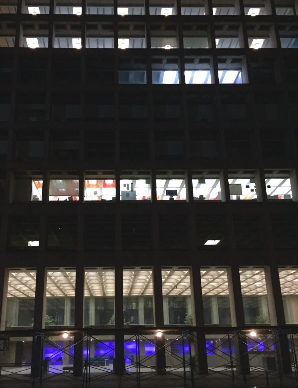The Places I've Been Today Night Lights Code Poetry Minimalism Urban Landscape Window Funny Faces