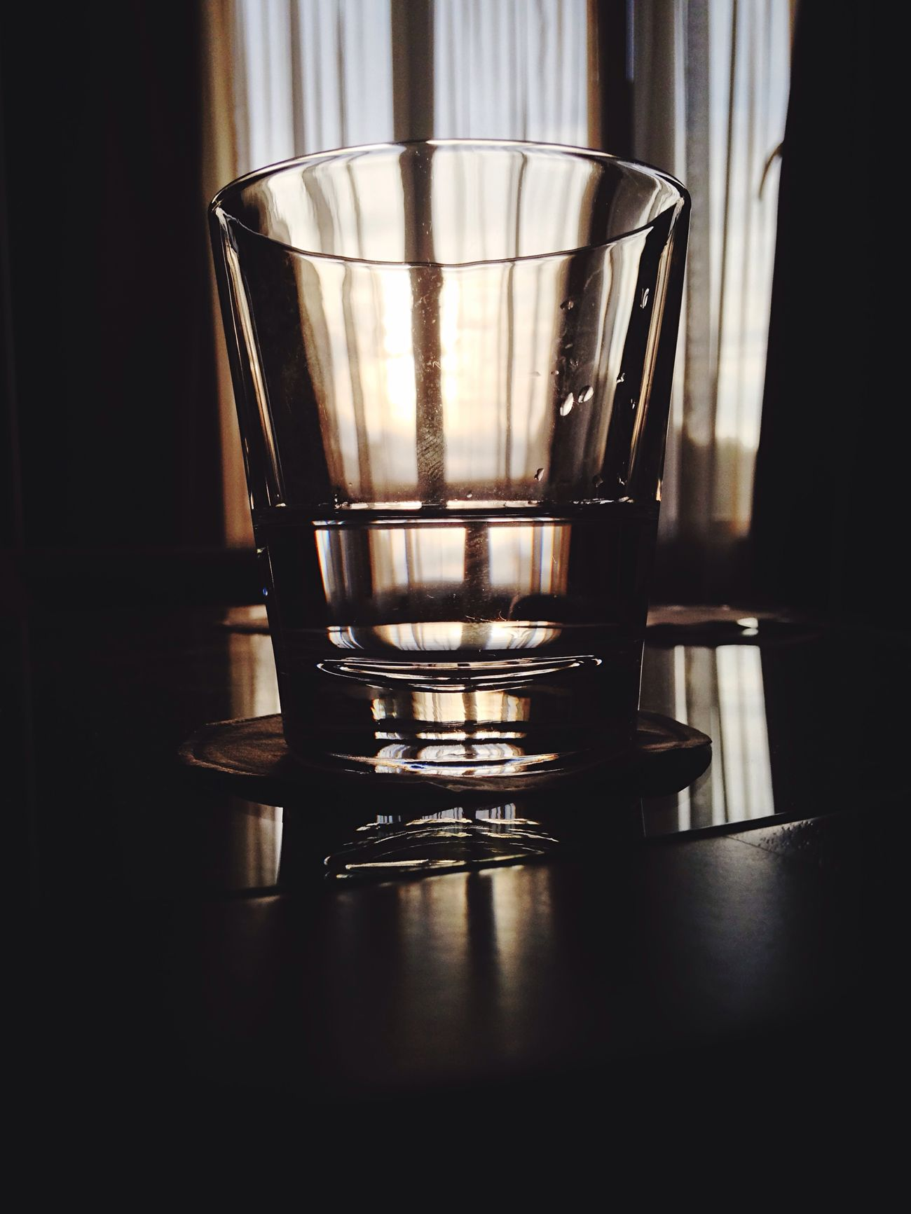 Glass Glassofwater Light And Shadow IPhoneography Perspective Simple Close Shot Proud Glass