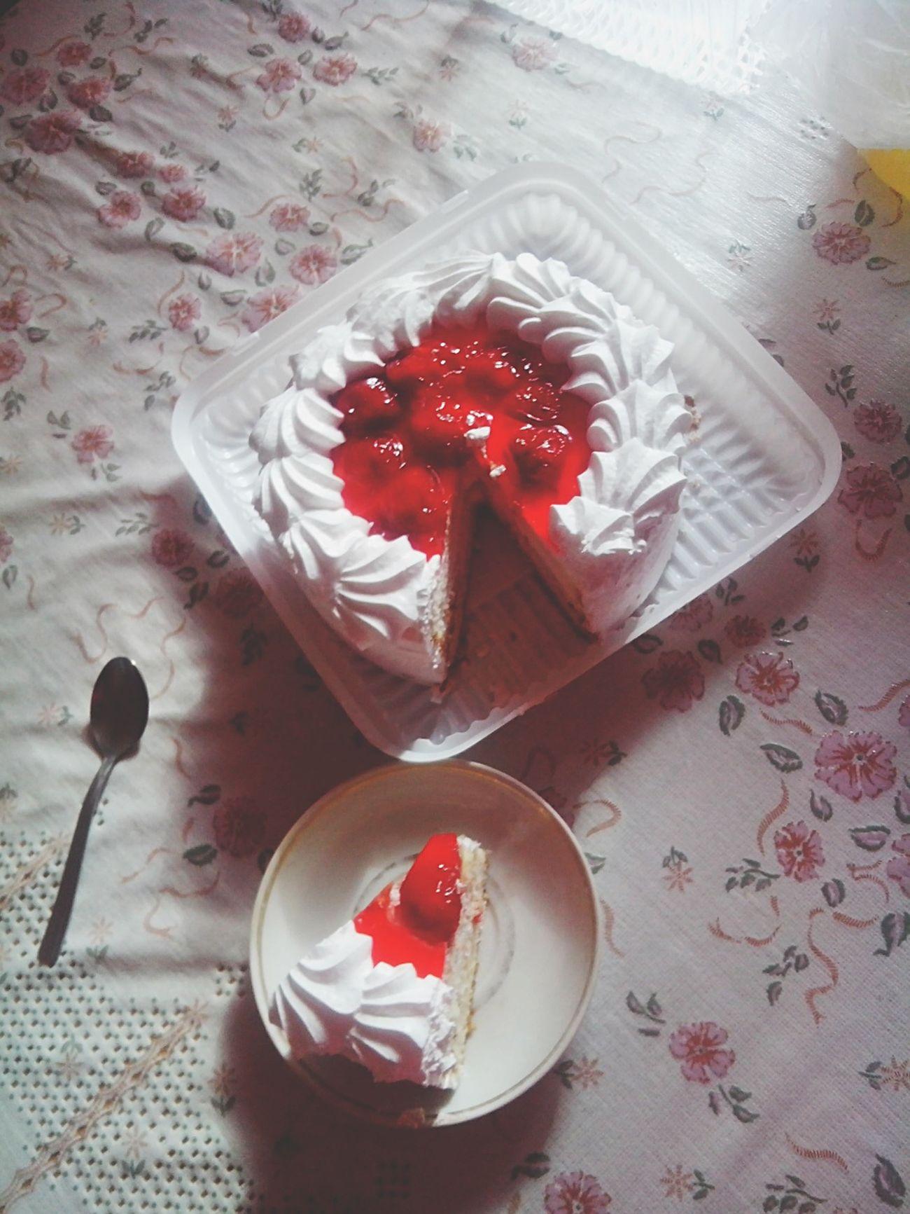 тортик🍰 Вкусняшка йогуртный торт