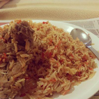 Lunch Chicken Biryani