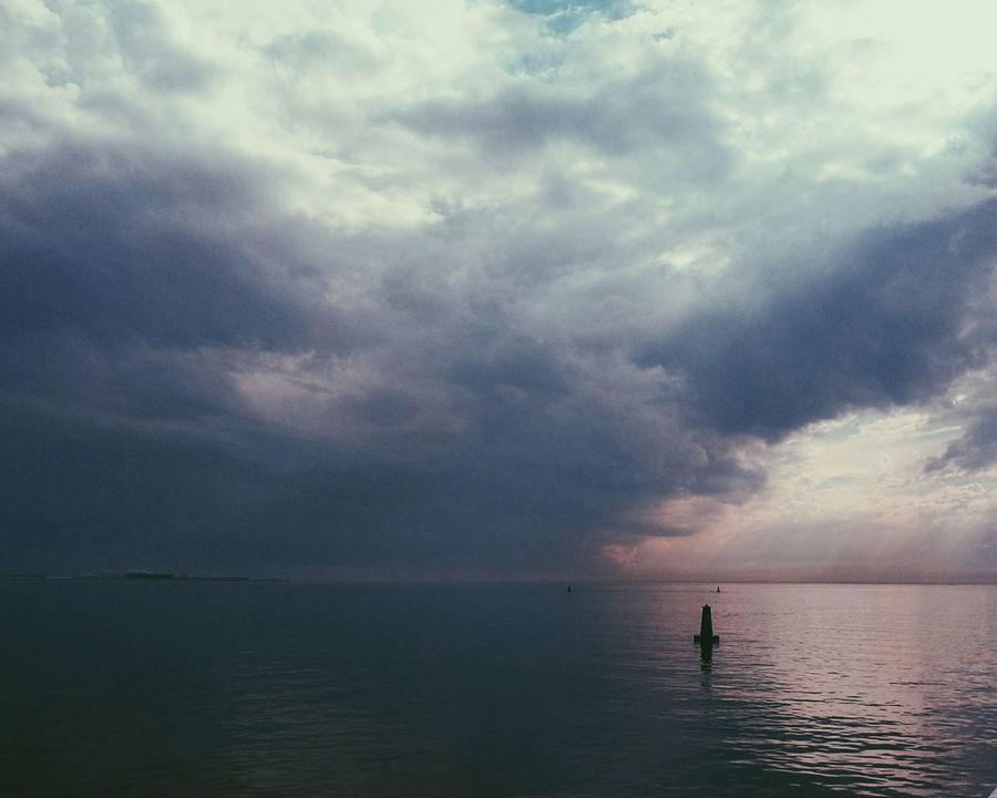 Water Cloud - Sky Sea Horizon Over Water Sky Outdoors Scenics Sunset Nature Landscape Nautical Vessel Day Beauty In Nature Finskyzaliv Finsky Bay Finskiy Zaliv The Great Outdoors - 2017 EyeEm Awards