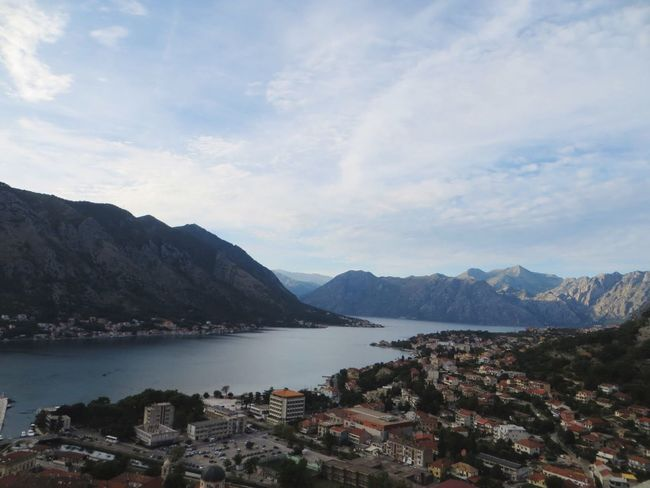 How Do We Build The World? Golf Fiord Fjord Montenegro Kotor, Montenegro Kotor View From Above Landscape Landscape_Collection Connected With Nature Nature Mountains Mountain Enjoying Nature Nature_collection Enjoying The View Global Warming EyeEm Best Shots Showcase March Outdoor Photography No People Weekend Activities See Water