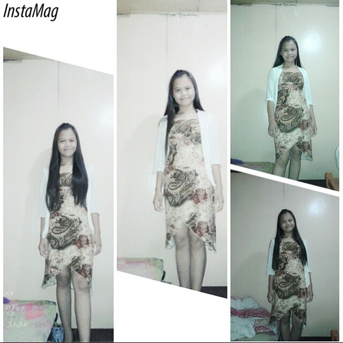 Thanksgiving Proudinc CentennialYear INC100years Ootd ❤ Browndress Whiteblazer longhair Happy Blessed