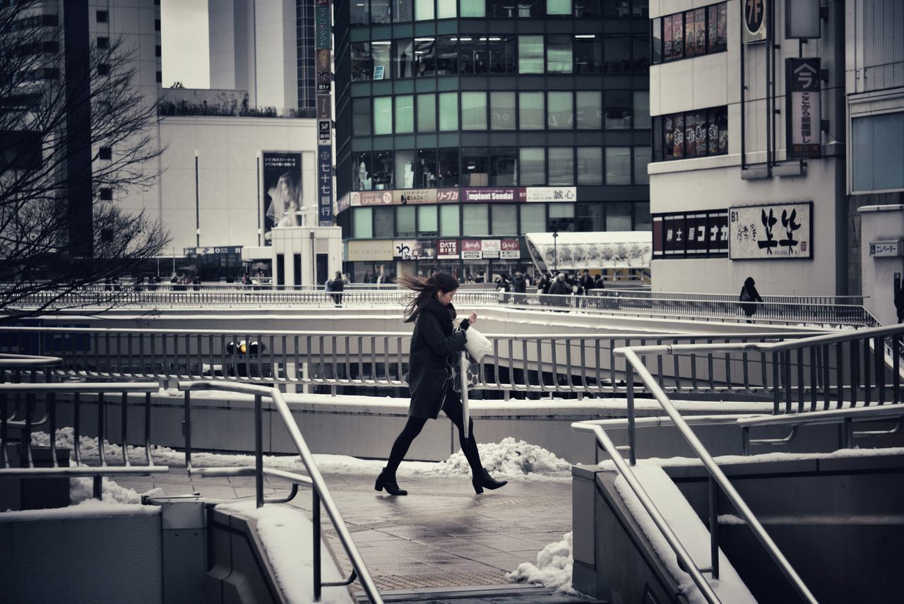 Showcase: February Cityscapes People Woman Street Photography Hitori. Walking Architecture Fine Art Winter Snow Ultimate Japan Nature Light And Shadow Getting Inspired Landscapes From My Point Of View Landscape Uzu St. Women Around The World Urban Exploration Fashion Women Who Inspire You EyeEm Best Shots 16_02