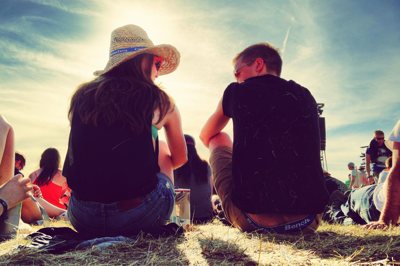 Eye4photography  Iphonephotography Enjoying Life Festival Rock Am Ring 2015 IPhoneography