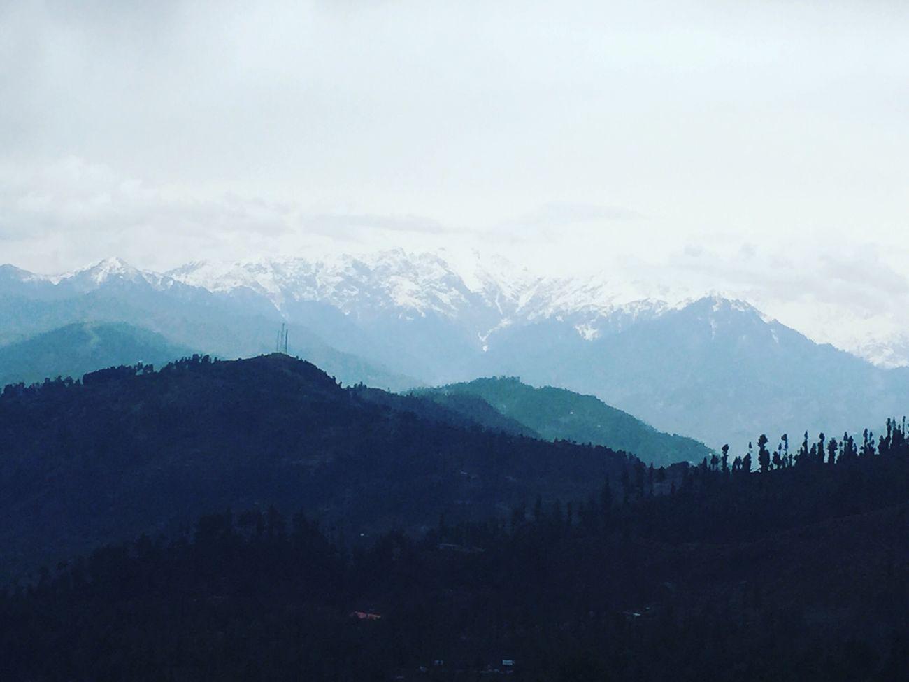 Kalam Hills. Exploringpakistan