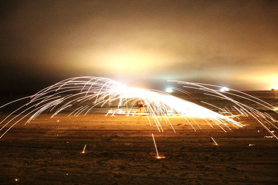 EyeEm Best Shots Motion Long Exposure Illuminated Sky Sparks Blurred Motion Outdoors Night Speed (null)No People Wire Wool Canonphotography EyeEm Nature Lover Burning EyeEm Gallery