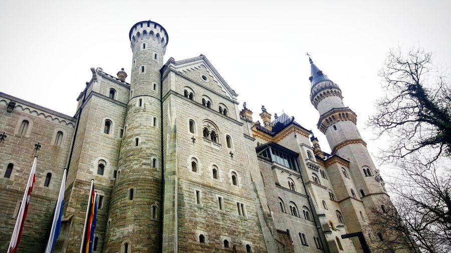 Neuschwanstein NeuschwansteinCastle Schloss Neuschwansteinschloss Schwangau