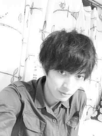 That's Me Monochrome Selfie Selfportrait Hello World
