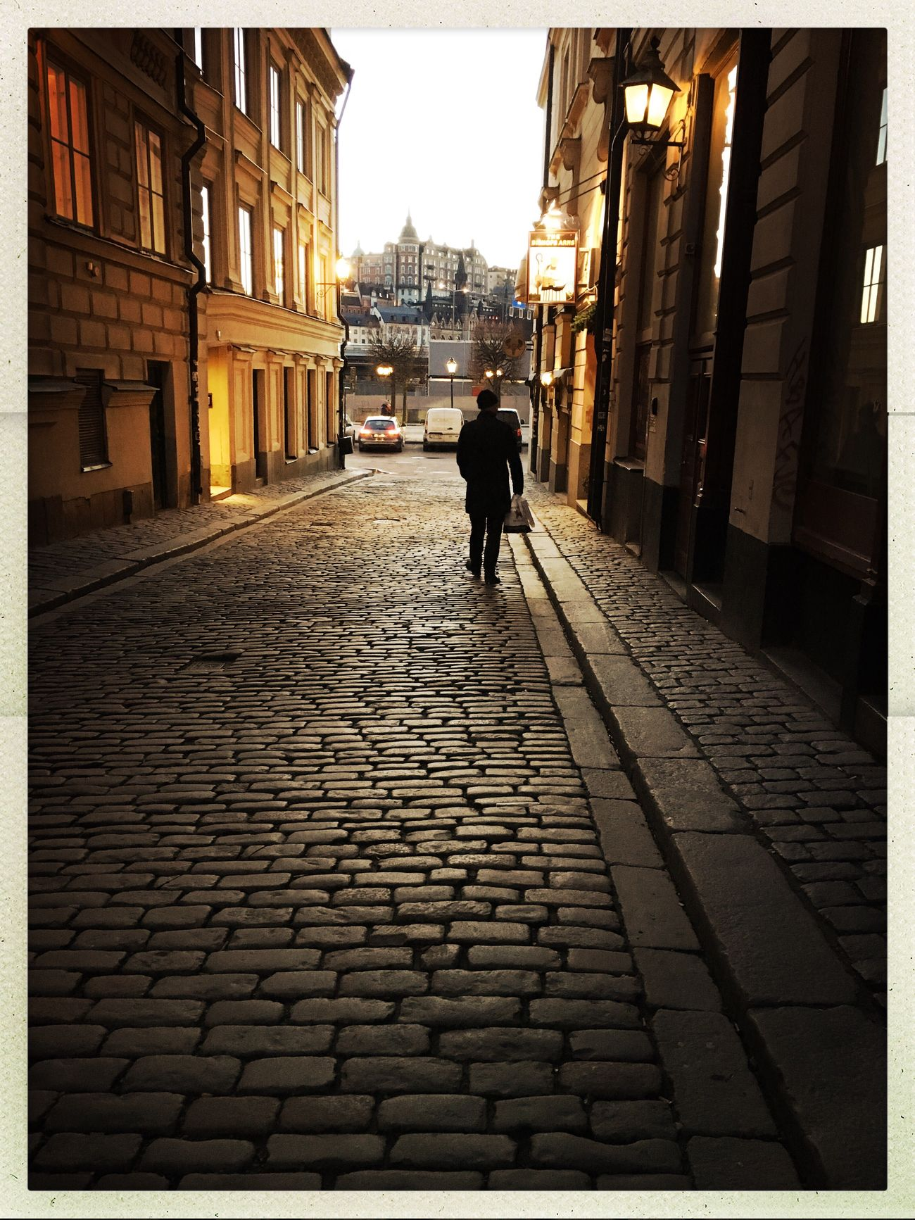 My Own Style Of Beauty ShotoniPhone6s Visual Witness Eyeem In Stockholm Outdoors Shootermag Hipstography Finding New Frontiers Man Architecture Lines EyeEm Traveling Walking