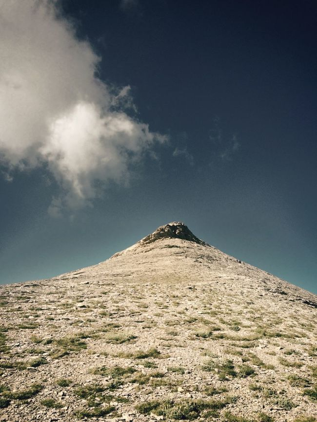 Cloud - Sky EyeEm Nature Lover Landscape Mountain Nature Peak Remote Sky