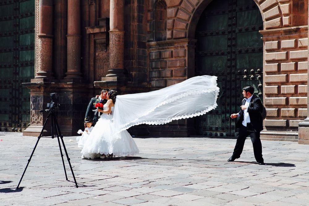 Peru Peruvian Weding Cusco Weding Photo Weding Dress  Start