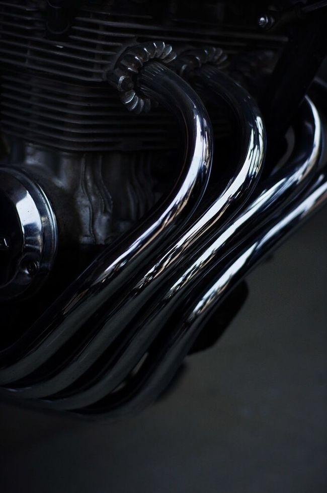 Ricoh GXR Carl Zeiss Planar50/1.4 Honda Motorcycles HONDA CB400 Four