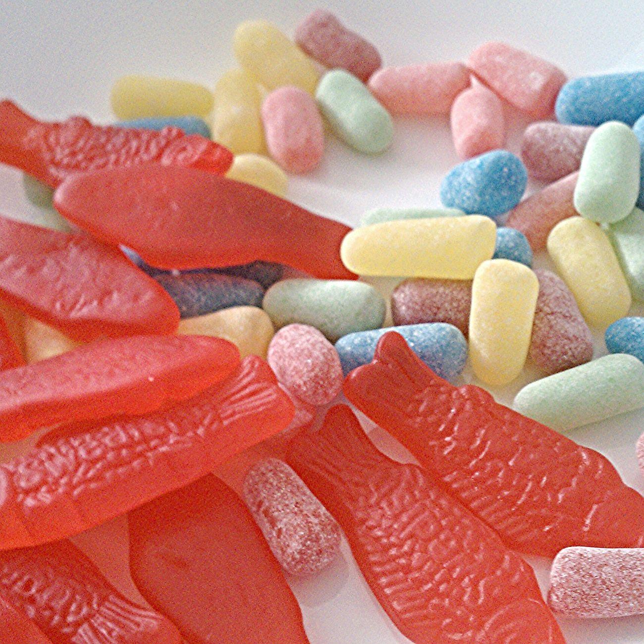 Candy Mike&ike Swedishfish