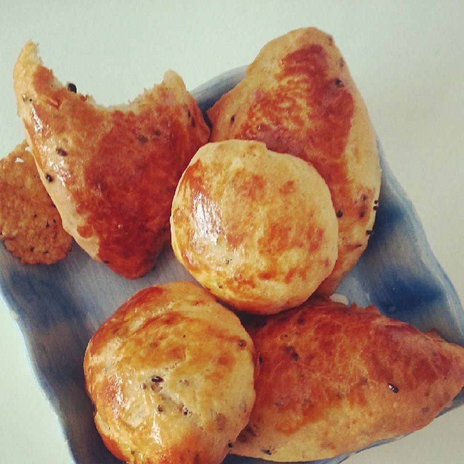 Basariyla tamamkanmistir tavsiye ederim ;)) Poğça Instalike Instafood Instagood lezzet keyf kahvalti breakfast renk koy yesillik vazgecilmezim